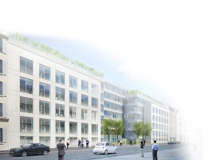 Simco Tecnocovering Srl§ 57 - Villiers, Neuilly sur Seine (Francia), DTACC Architecture - Test effettuati:prove di resistenza all'urto e proprietà meccaniche.